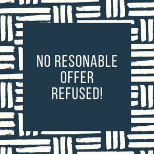 No resonable offer refused1